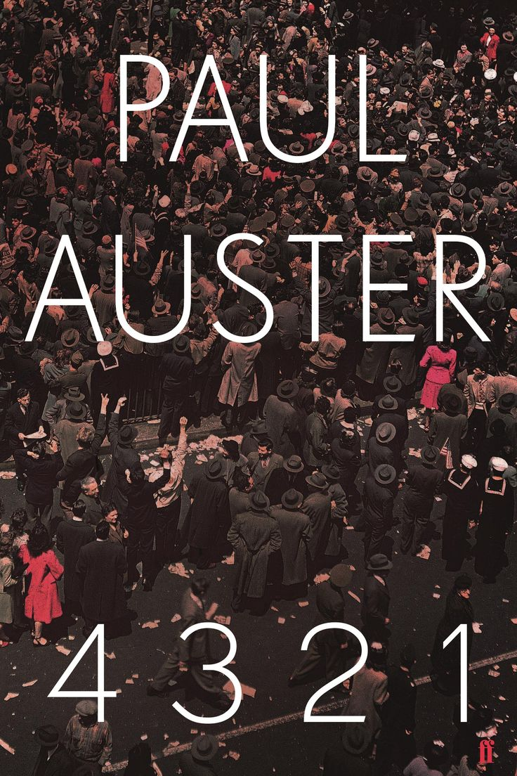 4321 by Paul Auster ... reads well with ... Life After Life by Kate Atkinson ... Both artfully consider the paths taken (or not taken) in a life.