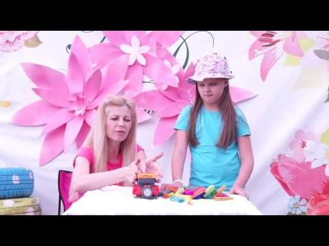 #Челлендж Строим #башню Jenga Boom #unboxing #Большие цветы #Challenge