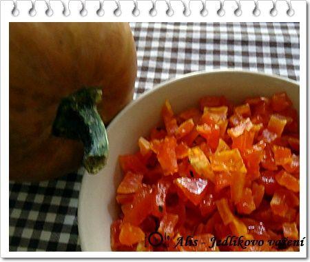 Jedlíkovo vaření: Kandovaná dýně