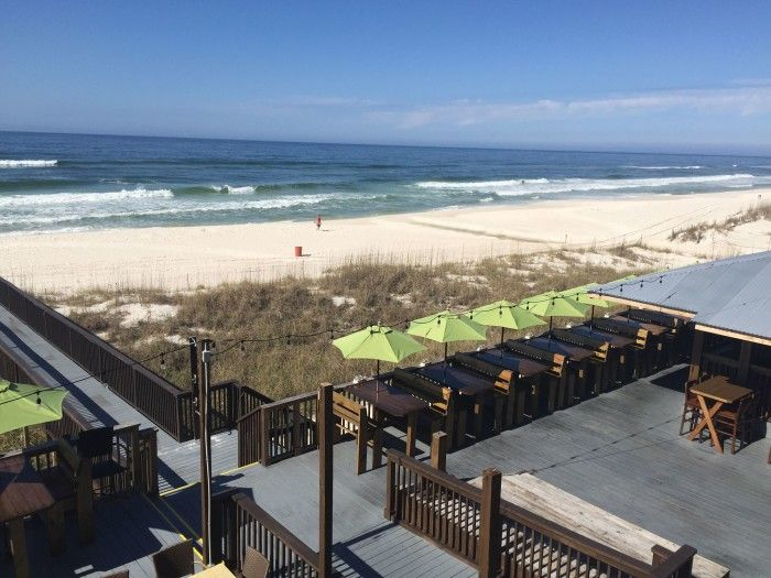 7. Runaway Island Beach Bar and Grill, Panama City Beach