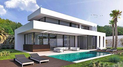 Huizen Huis te koop Spanje - moderne villa costa blanca en Costa del Sol