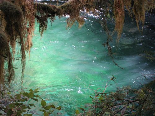 Opal Pool, Oregon