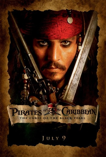 Pirates Of the Carribean [