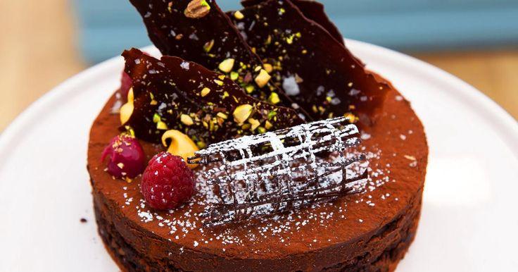 Maddes chokladtårta de luxe | Recept.nu