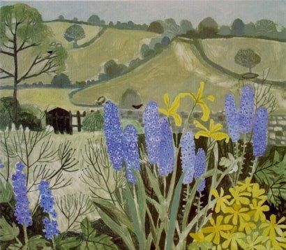 vanessa bowman paintings | Pin by Florence Langley on ~ NAIVE ART ~ | Pinterest