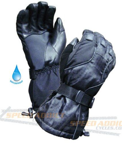 Olympia 1320 Mens Voyager Waterproof Suede Nylon Winter Motorcycle Gloves X-large http://www.motorcyclegoods.com/top-10-best-winter-gloves-for-men/