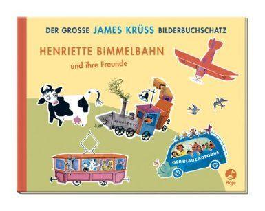 Enthält die Titel: · Henriette Bimmelbahn · Der kleine Doppeldecker · Die ganz besonders nette Straßenbahn · Der blaue Autobus