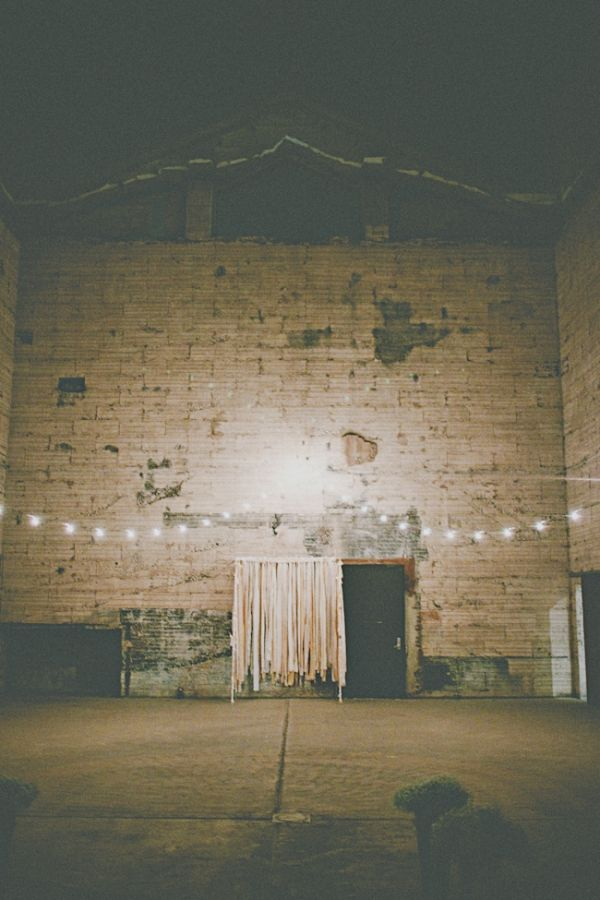 industrial wedding spaces