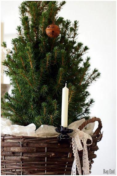 Mini Christmas tree / Minikuusi