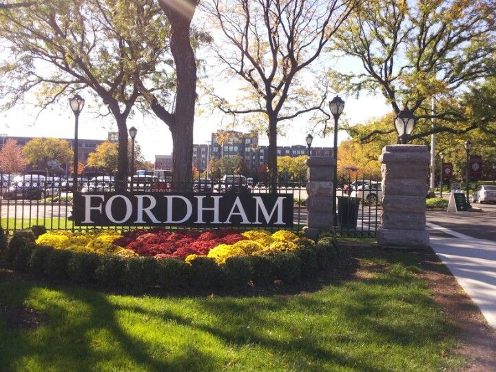 fordham university essay A reflection on the 2016 presidential election from w david myers, chair of history at fordham university so it is election day, 8 november—fordham and the.