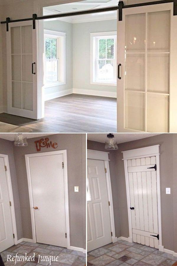 Decorative Barn Door Hardware Contemporary Barn Doors For Sale Single Panel Sliding Barn Door In 2020 Interior Barn Doors Doors Barn Door