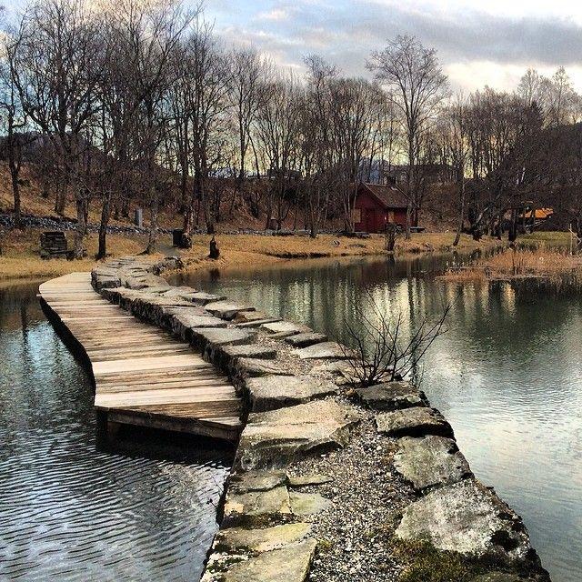Nordfjordeid, Sogn og Fjordane. #rsa_water #rsa_nature #rsa_water_river #Padgram