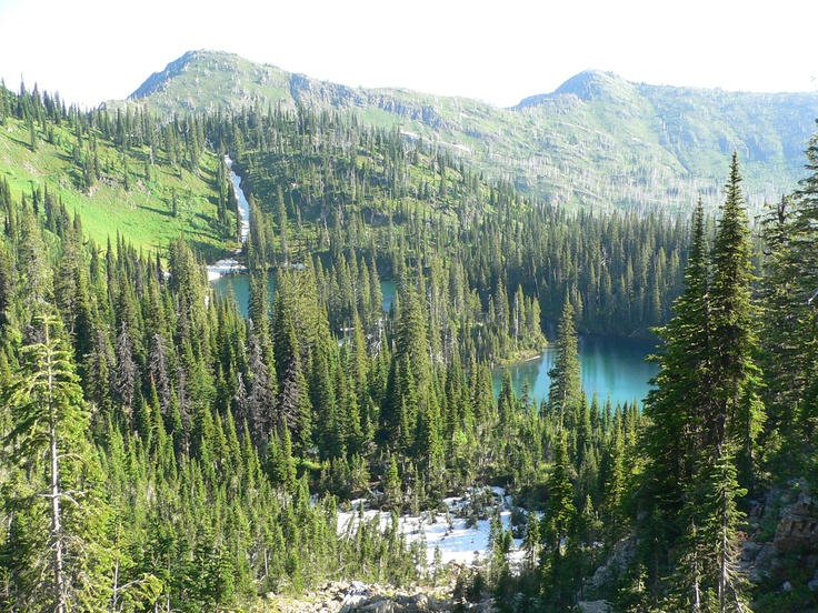 One of my favorite hikes - will have to go this summer! Twin Lakes, Jewel Basin...Bigfork Montana