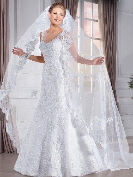 Vestido de noiva modelo: Jordana