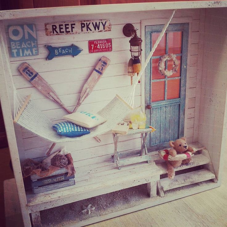 Beach Theme Home Decor Shadow Box Beach Gift: Best 25+ Beach Shadow Boxes Ideas On Pinterest