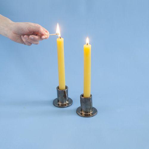 Salad Days Ceramics // Candle holders