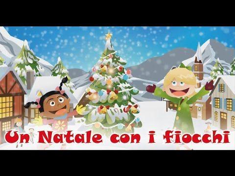 BUON NATALE - Un Natale con i fiocchi - Canzoni per bambini di Mela Music