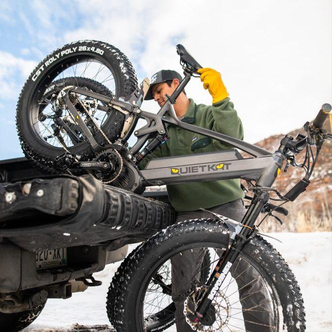 2020 Quietkat Ridgerunner Full Suspension Ebike In 2020 Mountain Biking Gear Ebike Electric Mountain Bike