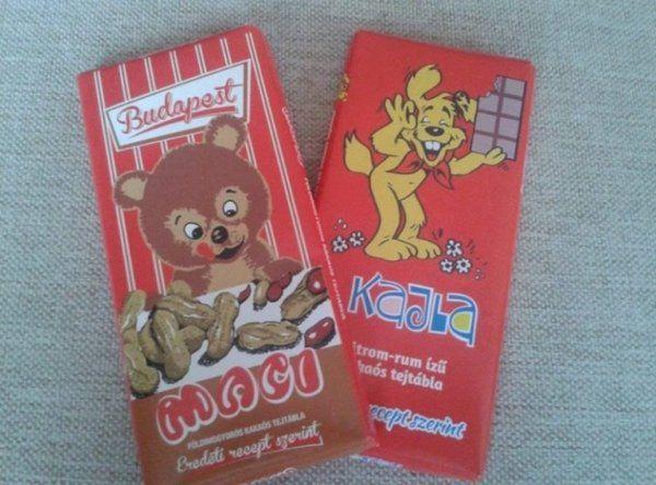 retro csoki