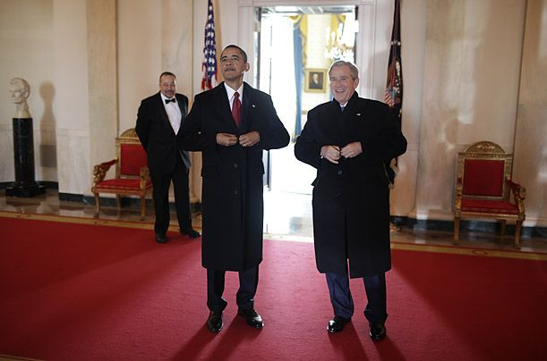 bush and obama essay Taking a comparison of president bush and president obama, there are strong  indication that their presidency differs with obama exhibiting a.