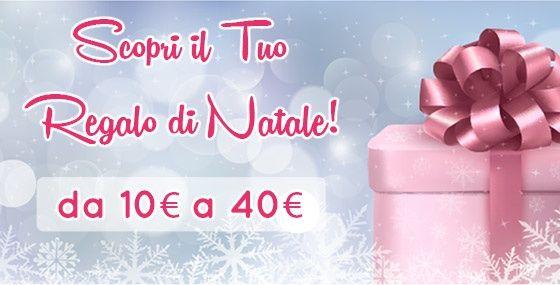 Per te fino a 40 euro in regalo per Natale 2013! #overlove #christmas2013 #sextoy #vibrator