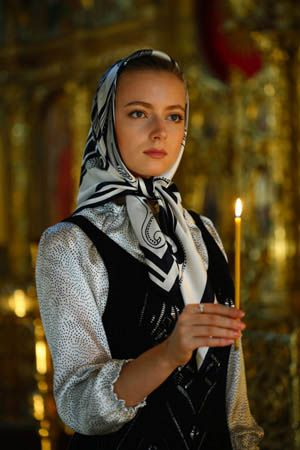 Innovative Russian Feminists Have Expressed Outrage After The Countrys Increasingly Powerful Orthodox Church Proposed An Official Dress Code To Ensure That Women Dress More Modestly A Top Church Official, Archpriest Vsevolod Chaplin, Called For