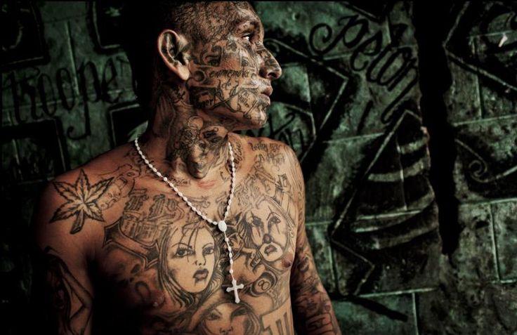 El Salvador Gangs - Tomás Munita