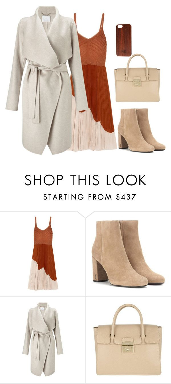 """""""💜💜💜💜💙"""" by joe-khulan on Polyvore featuring Jason Wu, Yves Saint Laurent, Finesse, Furla and TWO-O"""