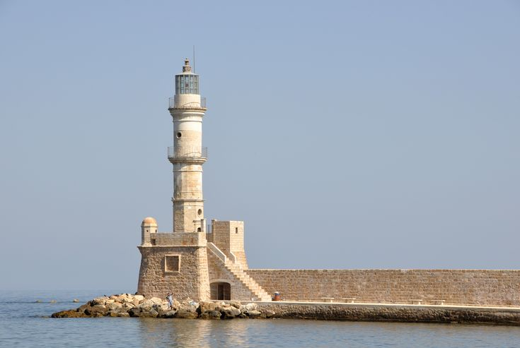 The old #Lighthouse #Chania