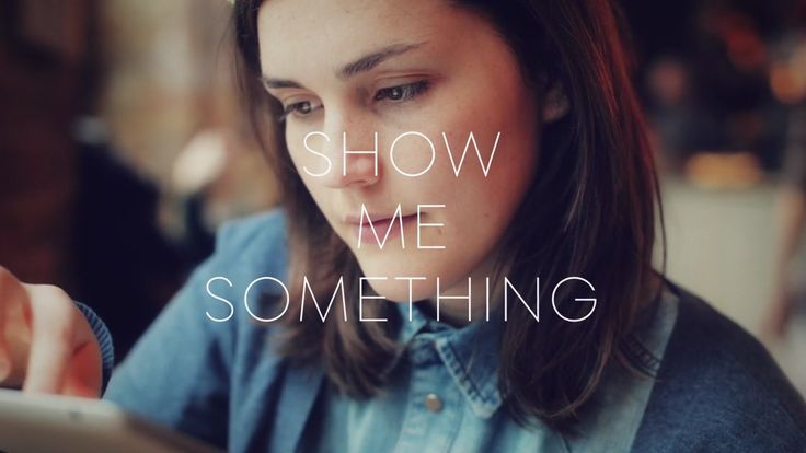 """Show Me Something"" An Infographic Exploration of Video Engagement, April 2014. This video is available in four languages, with country-spec..."