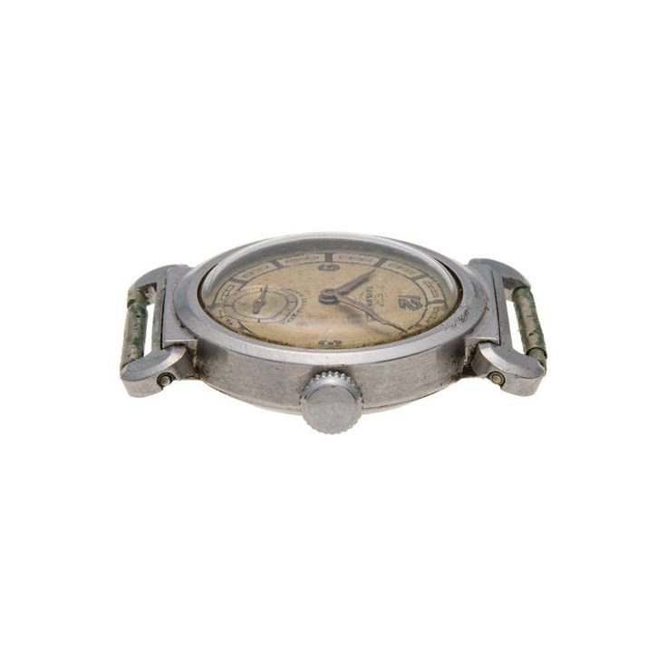 rare unique all steel 4 screw cased brevette mens tavannes cyma art deco original swiss made vintage watch by Bohemianwatchsource on Etsy