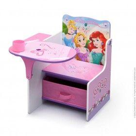 Dětská židle se stolečkem Princess
