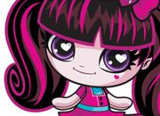 Monster High Minis: Draculaura | Juegos Monster High - jugar online