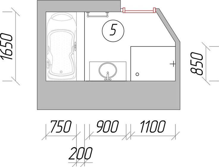 Как обновить интерьер санузла: проект в Москве | Свежие идеи дизайна интерьеров, декора, архитектуры на InMyRoom.ru