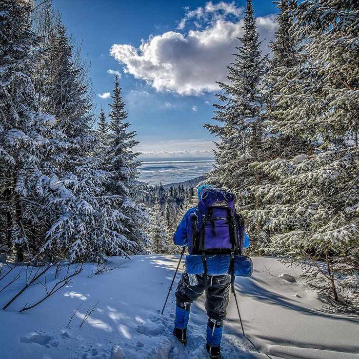 Sentier des Caps de Charlevoix // Sentier des Caps trail in Charlevoix #quebecregion