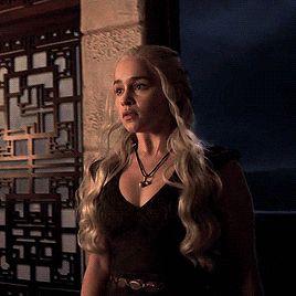 The Queen is Back  [daenerys, game of thrones, got, khaleesi, Emilia Clarke]