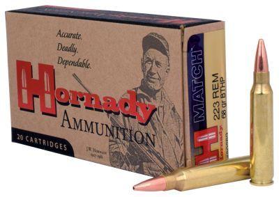 Hornady Match Centerfire Rifle Ammo - .300 Winchester Magnum - 195 Grain #Ammunition #Ammo #CheapAmmo #CheapAmmunition