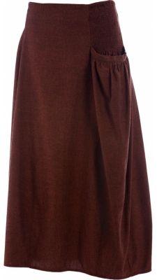Skirts : Skirt Balloon Laranjeira No Lining