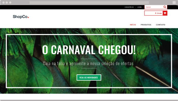 Banners para o Carnaval  -  Tempo de folia e muita agitação no Brasil, o Carnaval é uma ótima oportunidade para se reunir com os amigos. Decorando a sua loja com banners especiais, você incentiva os consumidores em potencial a conferir seus produtos e preparar a festa!