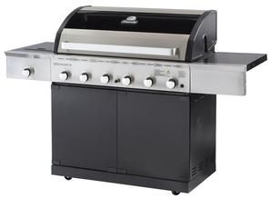 SPECIALIST DELUXE - 6 BURNER GAS GRILL