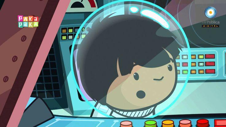 Zamba viaje al observatorio: el sistema solar