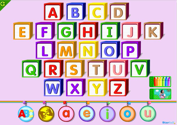 was a paid app but now free starfall abcs kids will learn to recognize letters and their sounds with this well developed app