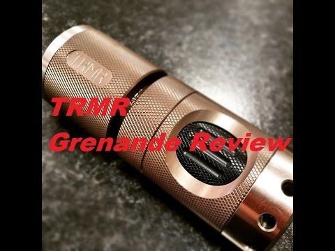 TRMR Multi Shot Grenade Game Play Review Airsoft HD