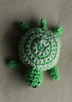 Cute baby turtle! Add rice or sand for paperweight instead.