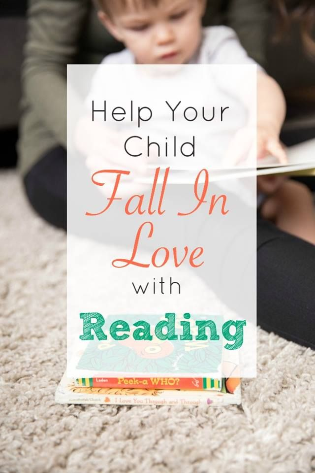 How To Make Your Child Fall In Love With Reading Mom HacksLife