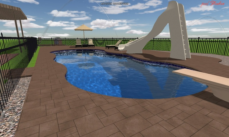 162 Best Artistic 3d Pool Designs Images On Pinterest