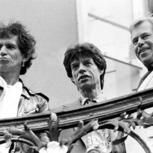 Shine a Light: The Rolling Stones, Vaclav Havel and Prague Castle