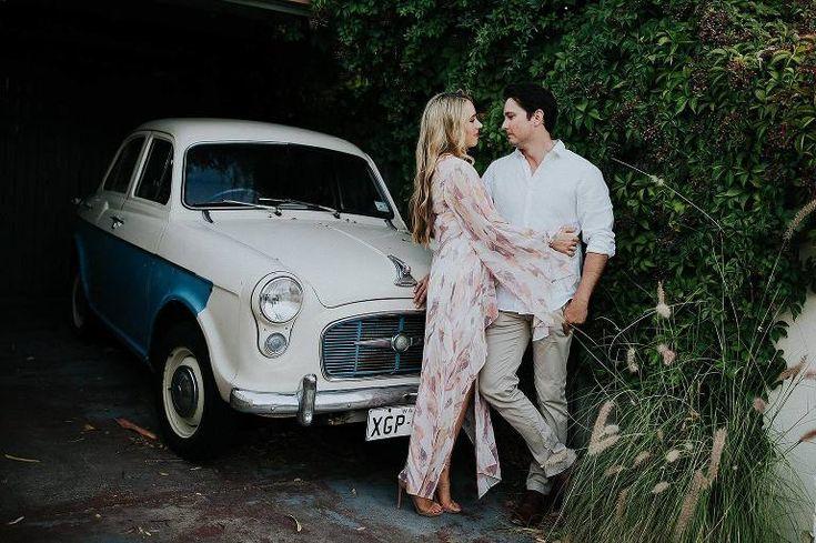 Fremantle Engagement Photos Perth - Fremantle Wedding Photographer Kate Drennan