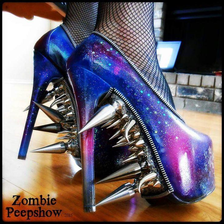 Intergalactic Planetary by Zombie Peepshow