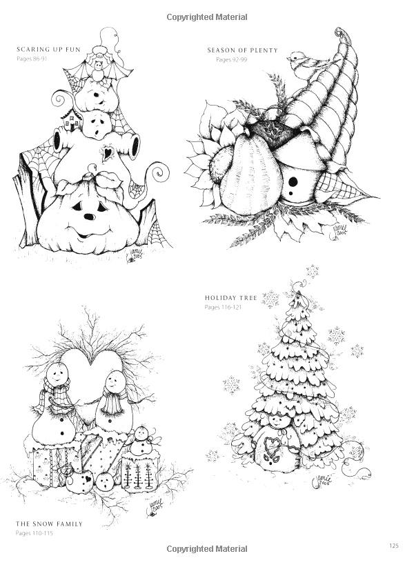 Amazon.com: Painting Heartwarming Holidays: 4 Seasons of Painting with Jamie Mills-Price (9781581807882):